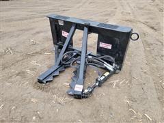 2021 Industrias America Tree/Post Puller Skid Steer Attachment