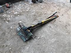 Garden Rakes & Bedding Forks
