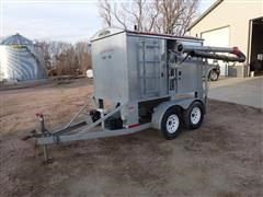 2010 ADS BST-100 Twin Compartment T/A Seed Tender
