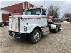 1988 International 9300 T/A Truck Tractor