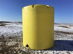 3000-Gal Poly Storage Tank