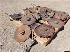 Sidedress Disk Openers
