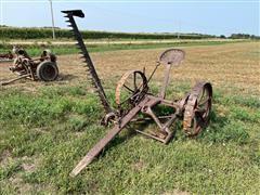 McCormick-Deering Big 6 Ground-Drive Sickle Mower