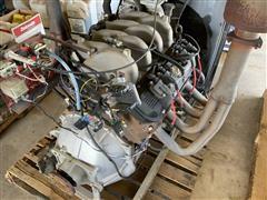 GMC 8.1L Natural Gas Power Unit
