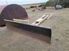 Otter 10' Front Blade