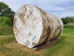 Graver Fuel Tank