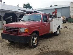 1989 Ford F450 Service Truck