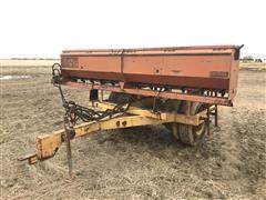 Scott R B Steel Levee Packer W/Best Seeder