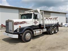 1988 International F9300 T/A Dump Truck