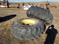 CO-OP Agri Power 24.5-32 Tires & Rims
