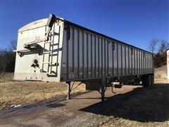 2012 Cornhusker 800ASLR T/A Grain Trailer
