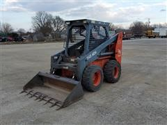 Thomas 245HDK Skid Steer