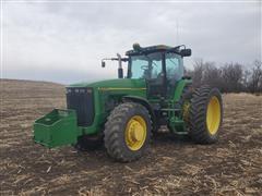John Deere 8400 MFWD Tractor