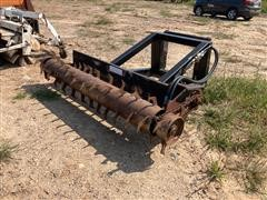 Silage Facer Attachment