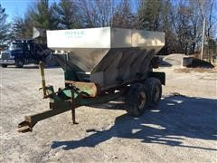Doyle 8 Ton Dry Fertilizer Spreader