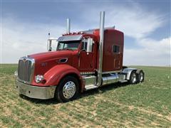 2007 Peterbilt 386 T/A Truck Tractor