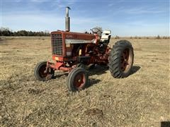International 544 2WD Tractor