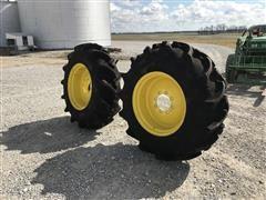 Firestone 18.4-30 Tires & Rims