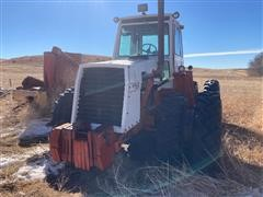 Case IH 2670 4WD Tractor (INOPERABLE)