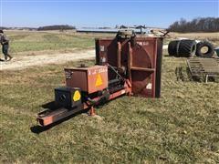 Bush Hog SM60 Hydraulic Rotary Mower