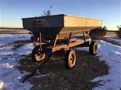 New Holland 180 Gravity Wagon On Running Gear