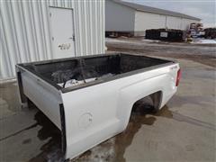 2017 Chevrolet Duramax 3/4 Ton Pickup Box