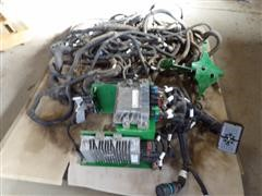 2014 John Deere 1720 Planter Wiring Harness & Wedge Box