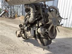 Cummins N14 Engine W/Transmission