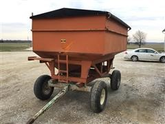 J&M 250-7 Gravity Wagon W/Killbros Poly Auger