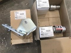 Parker Anhydrous Coupler & Mounting Bracket