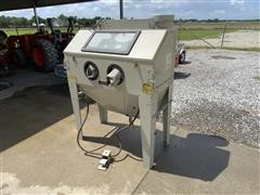 Allsource 41500 Sandblasting Cabinet