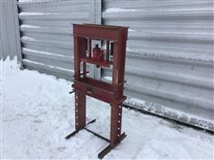 Franklin 20-Ton Hydraulic Press