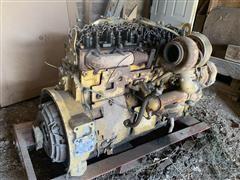Caterpillar 3406B Diesel Engine