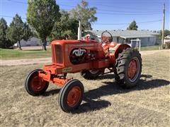 1952 Allis-Chalmers WD 2WD Tractor