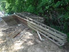 Steel Truss Rafters