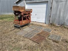 Clipper No. 213 Portable Grain Cleaner