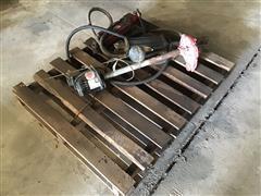 Hydraulic Cylinders And Pump