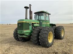 John Deere 8640 4WD Tractor