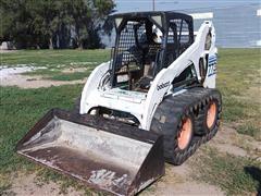 Bobcat 773 Skid Steer