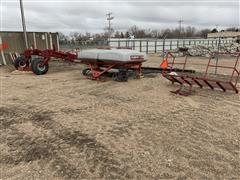 Case IH / Minden Machine Lift Assist & Central Fill Seed Tank