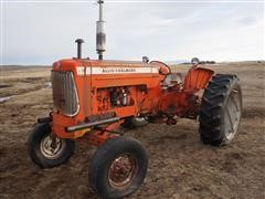 Allis-Chalmers D19 2WD Tractor (INOPERABLE)