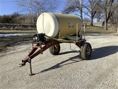 Demco Water Tank 500 Gallon Sprayer Tank
