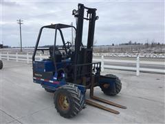 2005 Princeton Piggyback Forklift