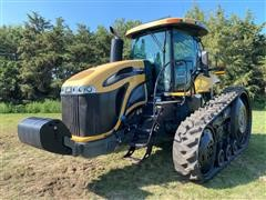 2013 Challenger MT755D Track Tractor