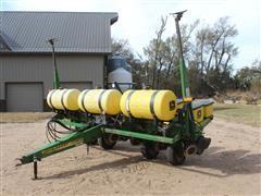 1997 John Deere 1750 6R30 Maxemerge Plus Vacumeter Planter