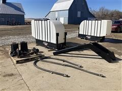Demco Side Quest Axle Mounted Saddle Tanks