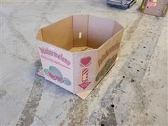 Cardboard Produce Bins