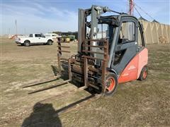 2005 Linde H35D Forklift
