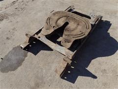 Holland Truck Tractor 5th Wheel Plate W/Air Slide