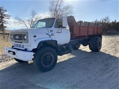Chevrolet C65 S/A Off-Road Manure Spreader Truck
